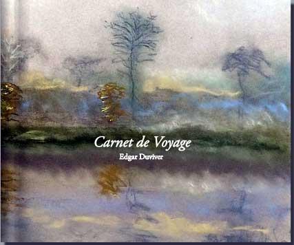 Carnet de Voyage, Livro do artista Edgar Duvivier, obras memoráveis dos lugares por onde passou. Adquira clicando acima.